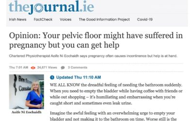Opinion: Your pelvic floor might have suffered in pregnancy but you can get help